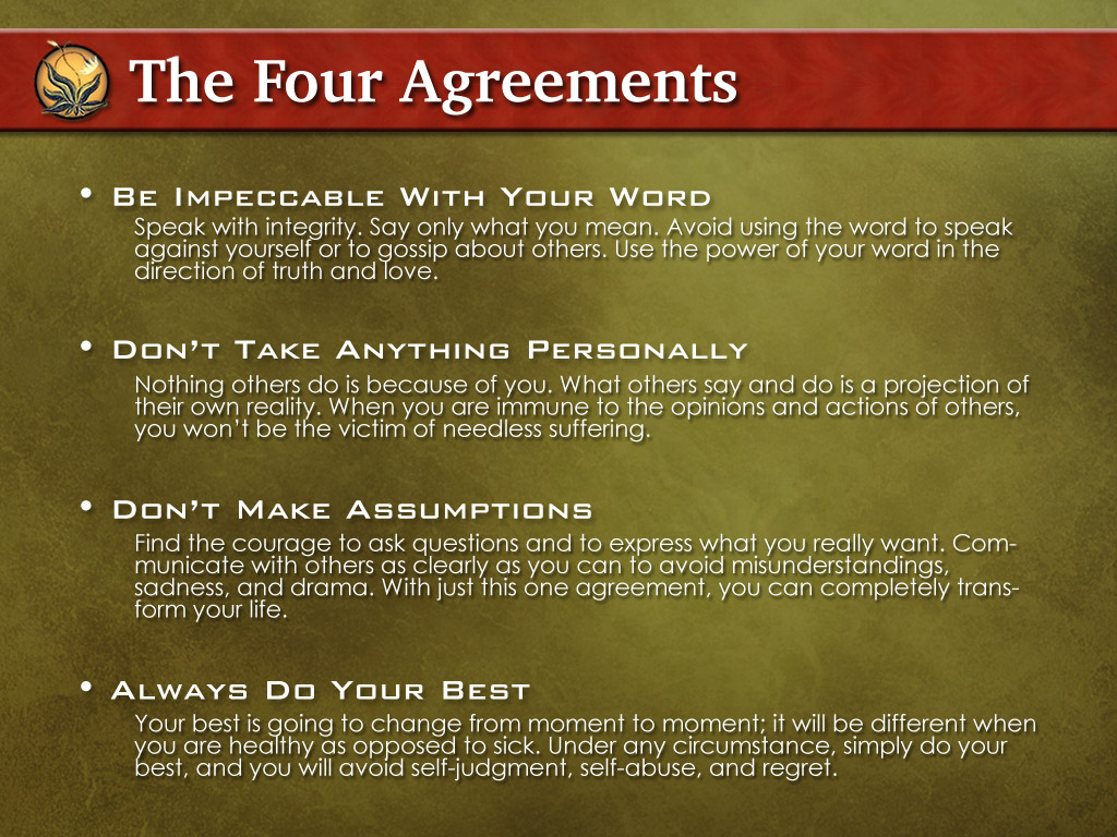 Four Agreements Book Free Download Best 51 4 Agreements Wallpaper On Hipwallpaper Four Agreements