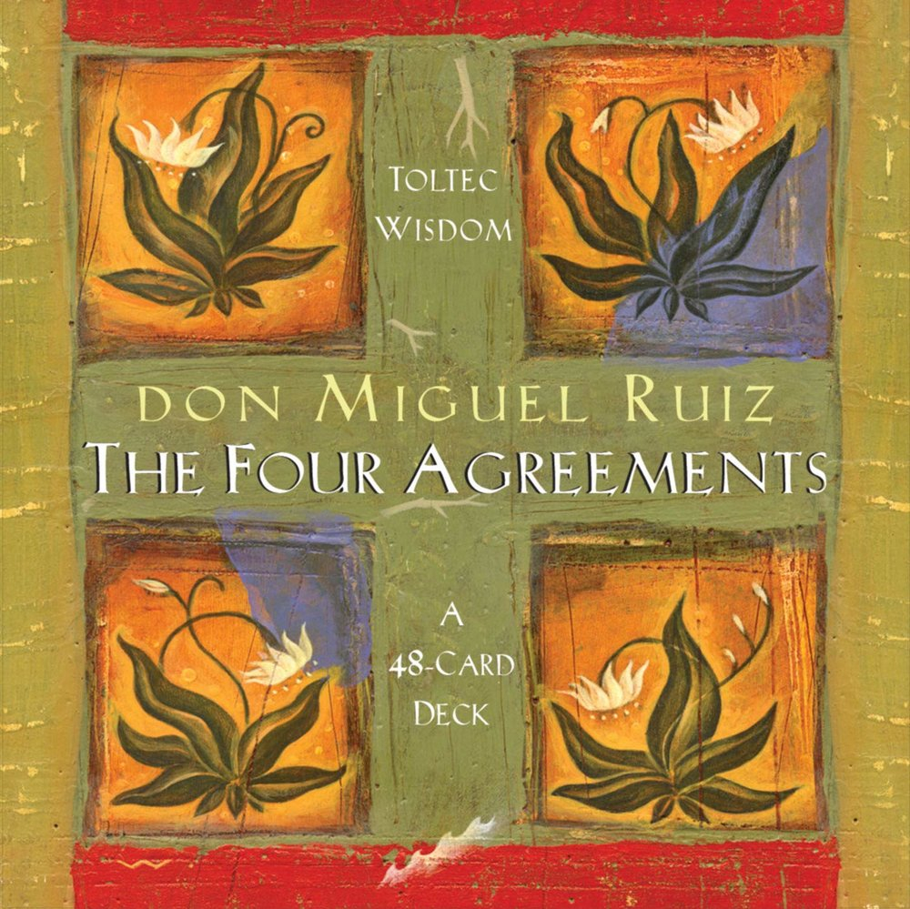 Four Agreements Book Free Download Books Card Decks Don Miguel Ruiz