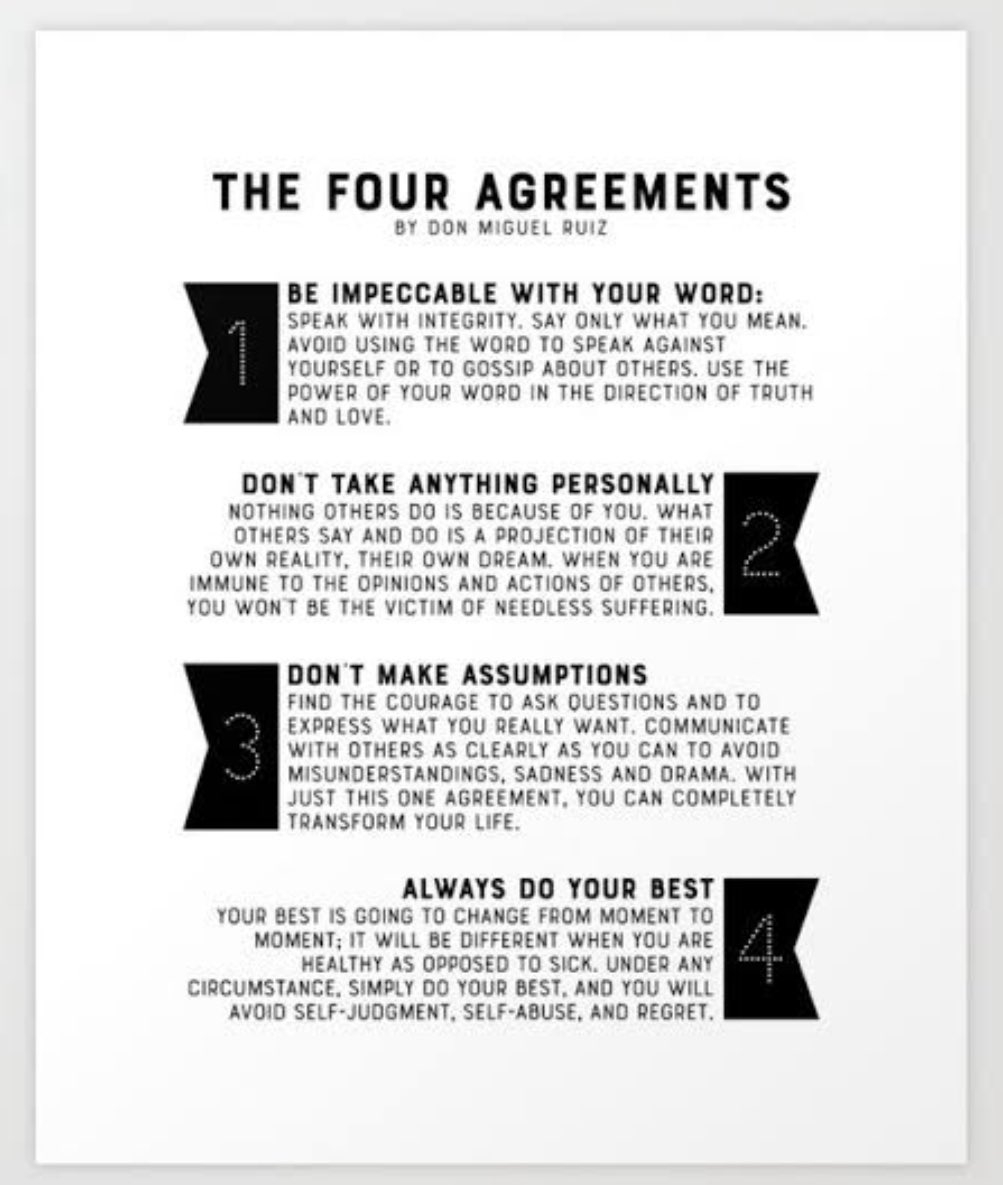 Four Agreements Book Free Download Don Miguel Ruiz Donmiguelruiz Twitter