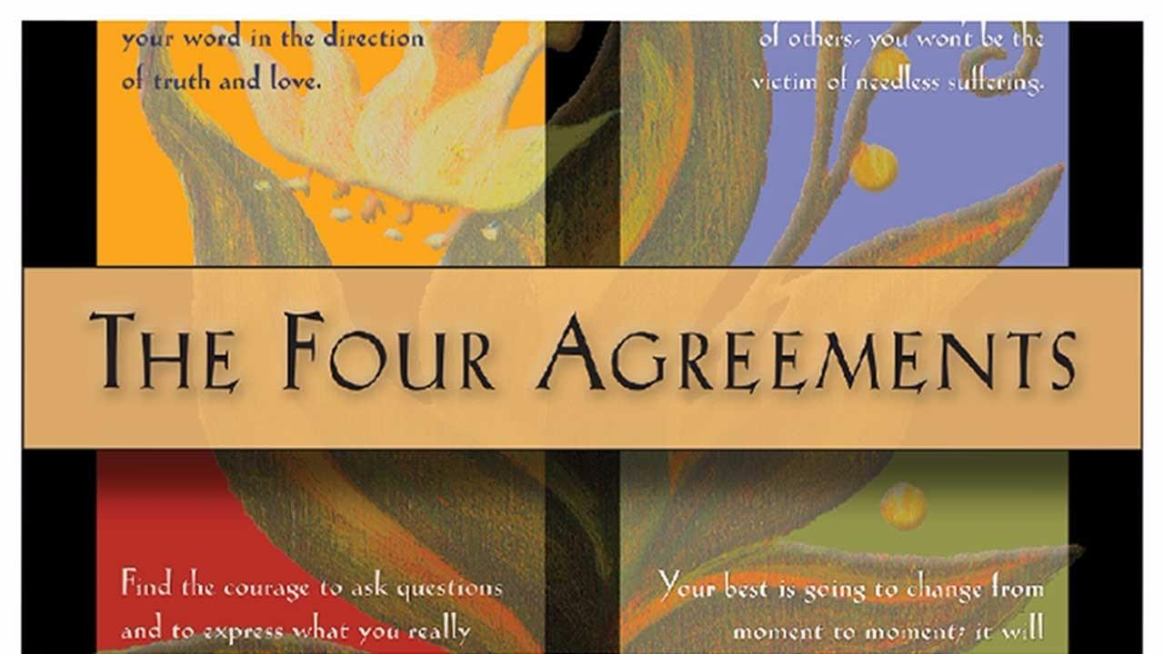 Four Agreements Book Free Download The Four Agreements