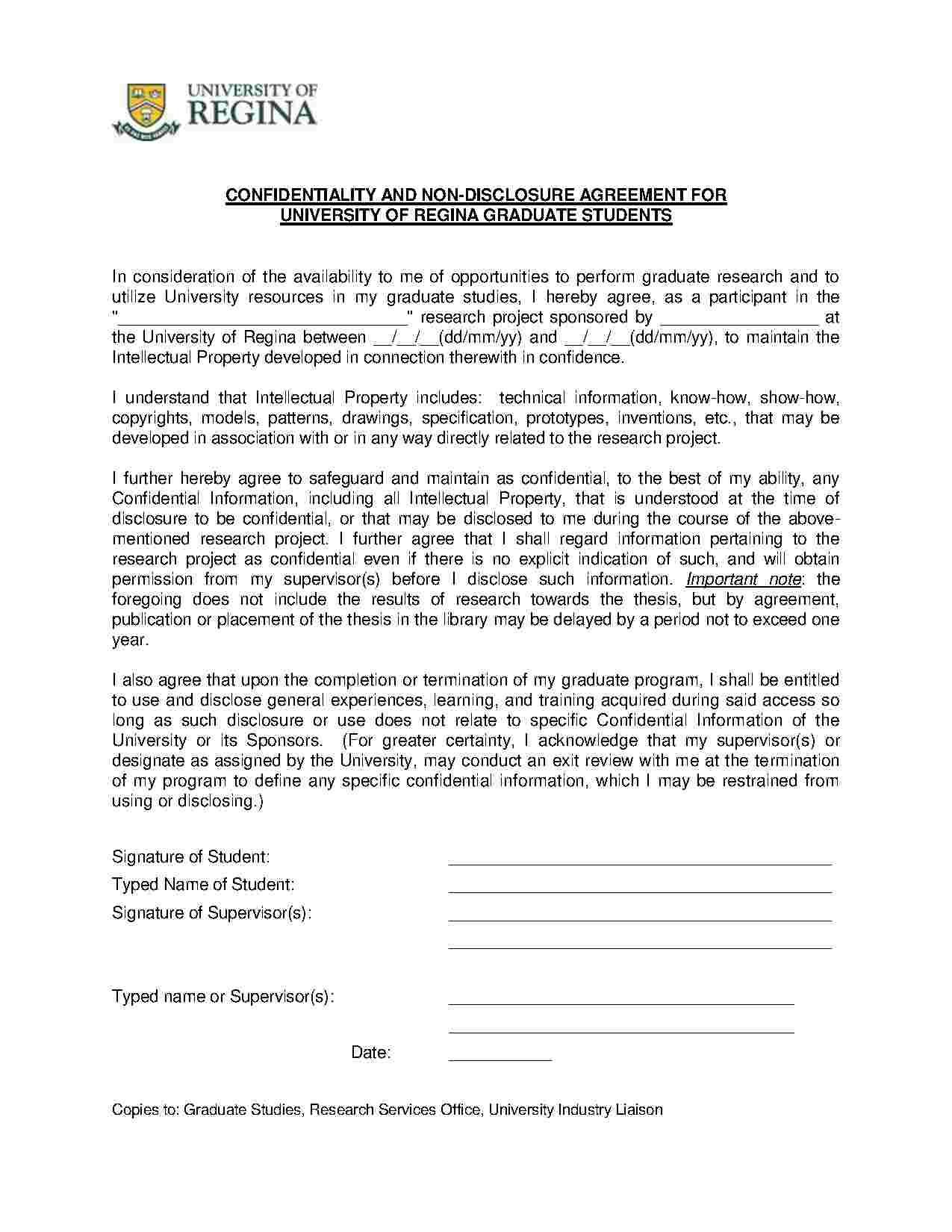 Free Non Disclosure Agreement Form Download Non Disclosure Agreement Style 4 Template For Free At