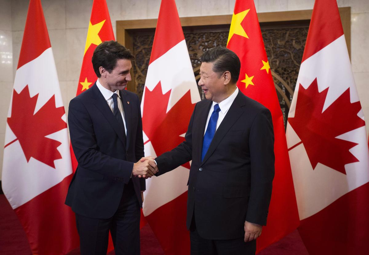 Free Trade Agreement With China Canada Needs Reality Check On A Free Trade Agreement With China