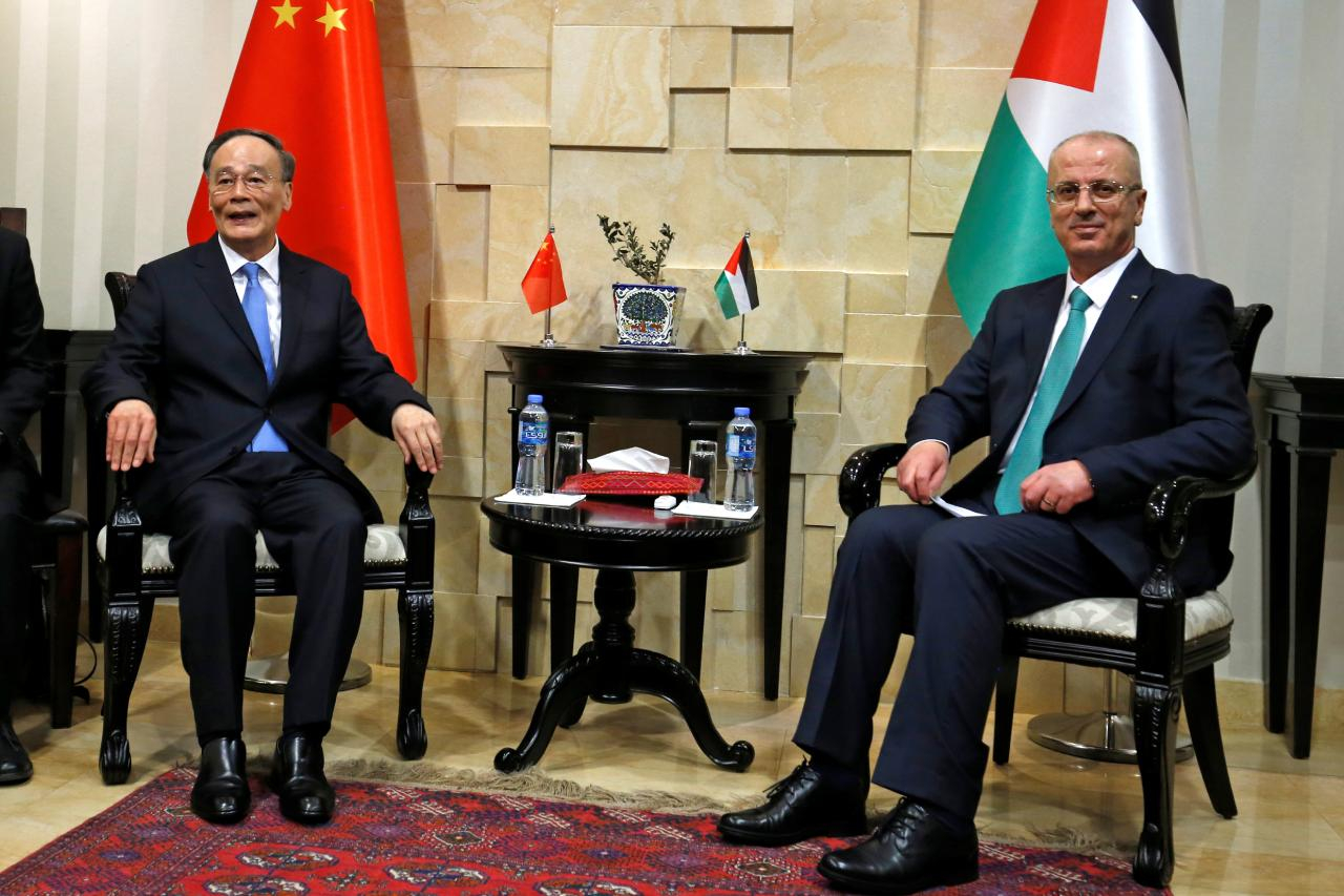 Free Trade Agreement With China China Inks Free Trade Agreement Mou With Palestine Dhaka Tribune