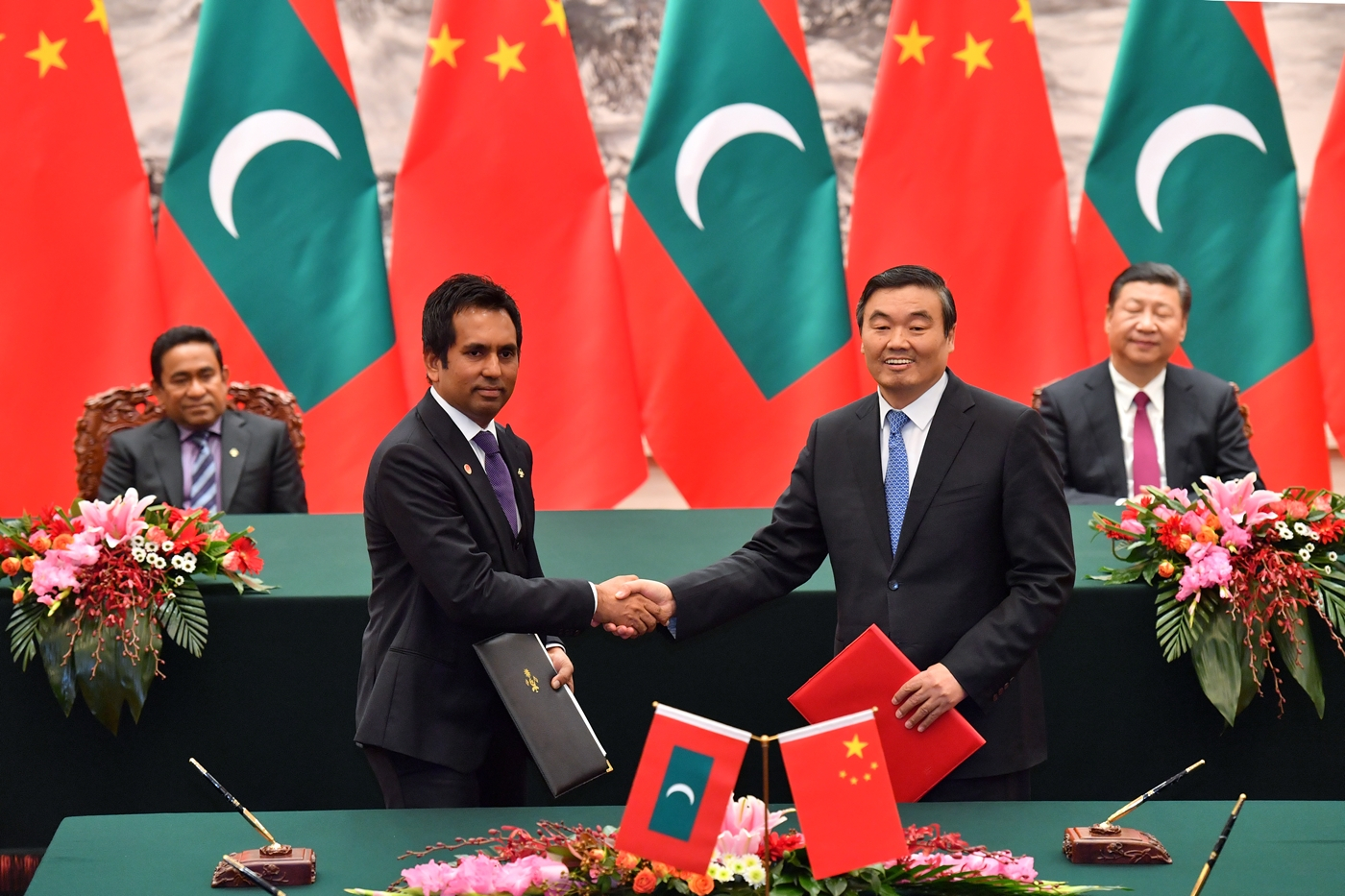 Free Trade Agreement With China Maldivian Tour Operators Authorised To Work In China Maldives