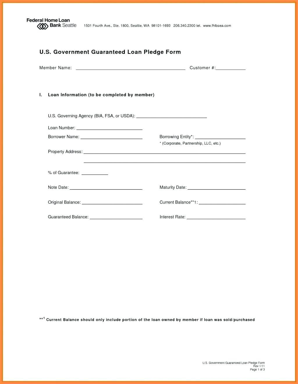 How To Write A Loan Agreement 62 How To Write Agreement Sample Between Two Parties Word Format