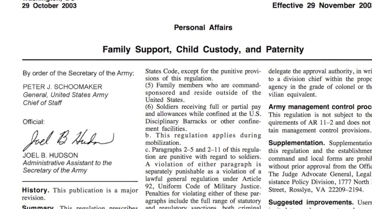 Marriage Termination Agreement Military Divorce Laws In Florida