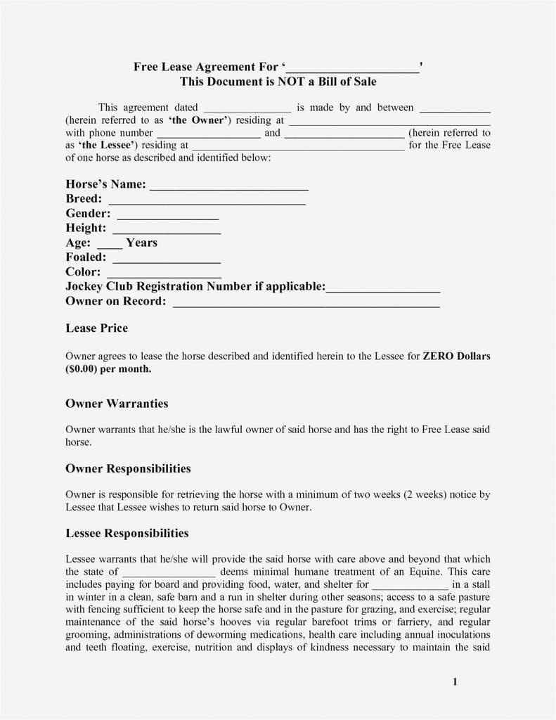 Oklahoma Lease Agreement 015 Printable Rental Agreement Template Lease Oklahoma Lovely Free