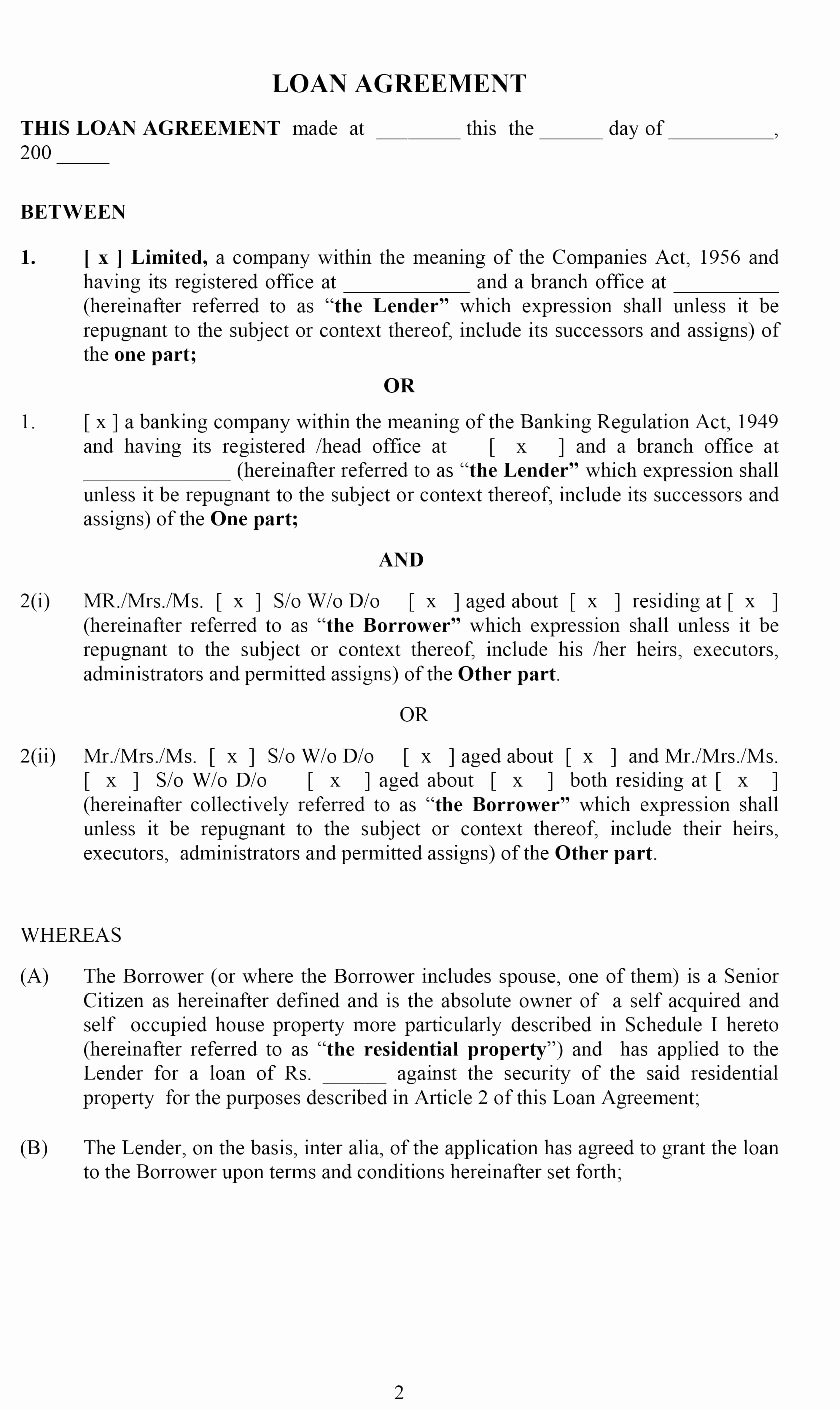 Personal Loan Agreement Letter 014 Personal Loan Agreement Template Ideas Letter Format For Fromany