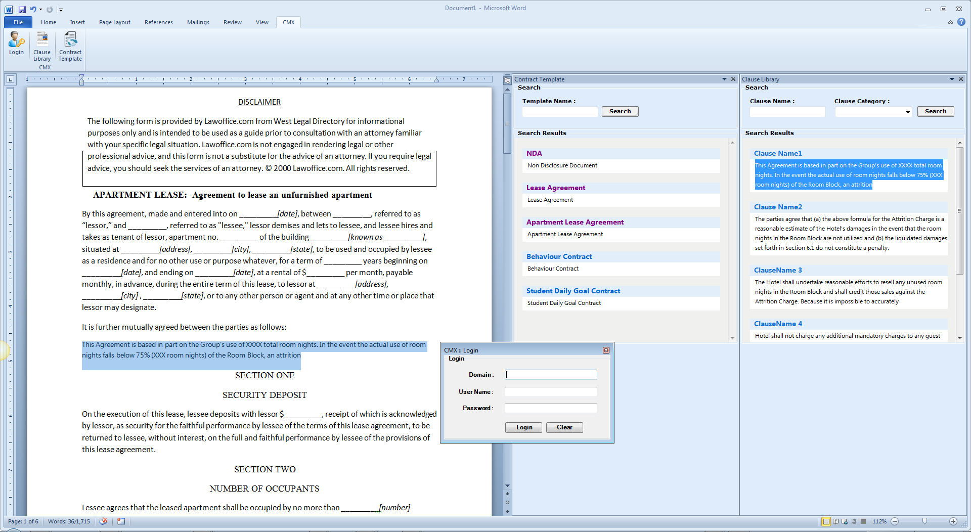 Software Agreement Contract 1 Best Practices For Quick Contract Redlining And Drafting Using