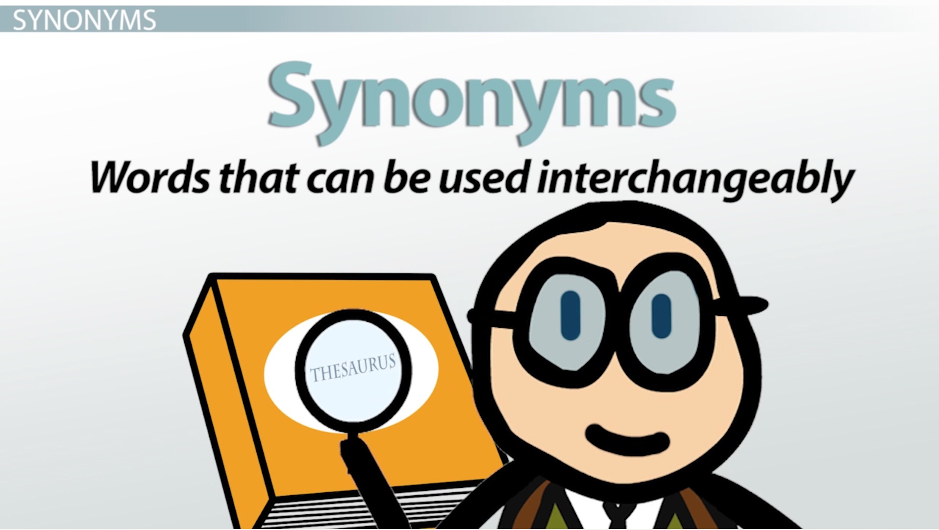 Synonym For In Agreement What Are Synonyms Antonyms Definition Examples Video