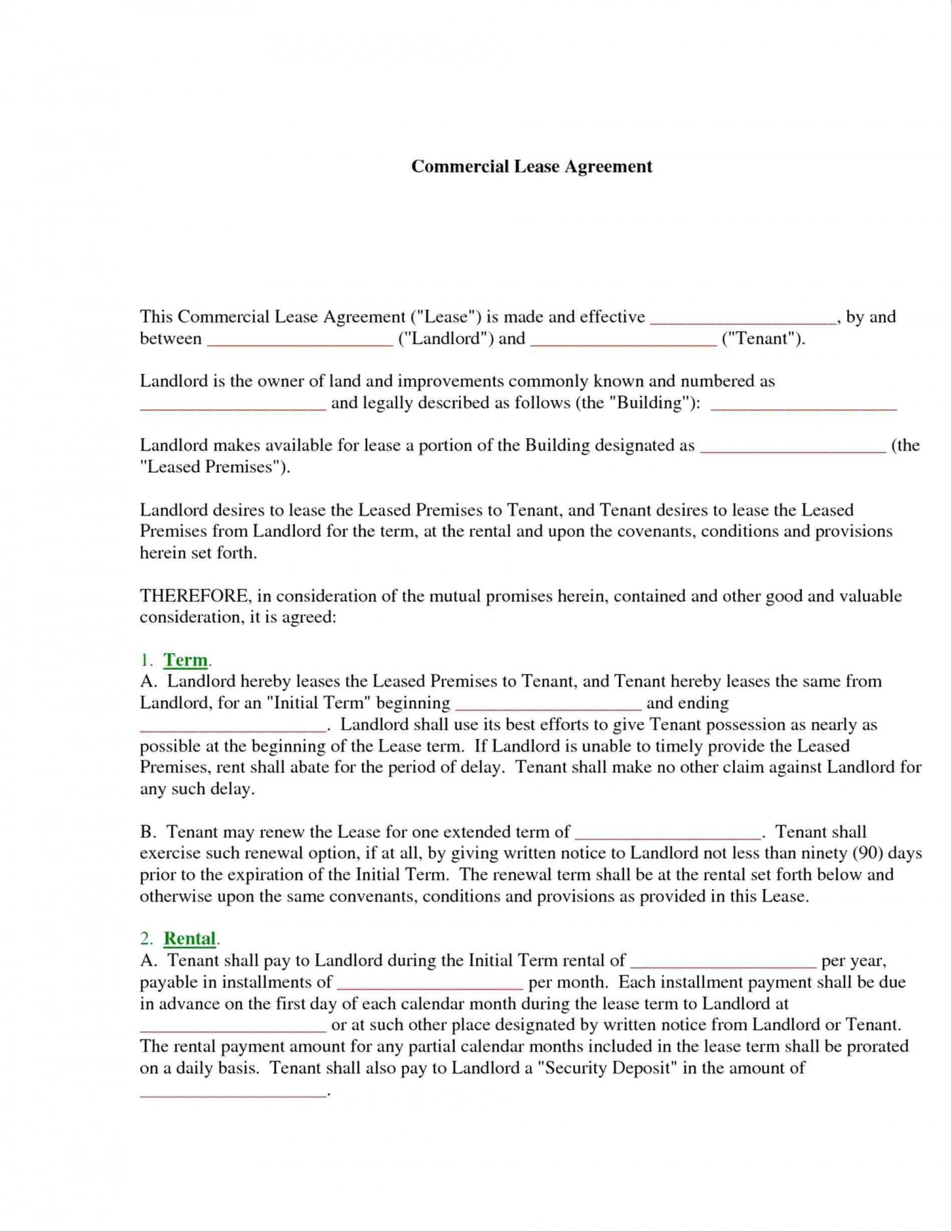 Termination Of Lease Agreement Letter Format End Of Tenancy Template Breaking Lease Agreement