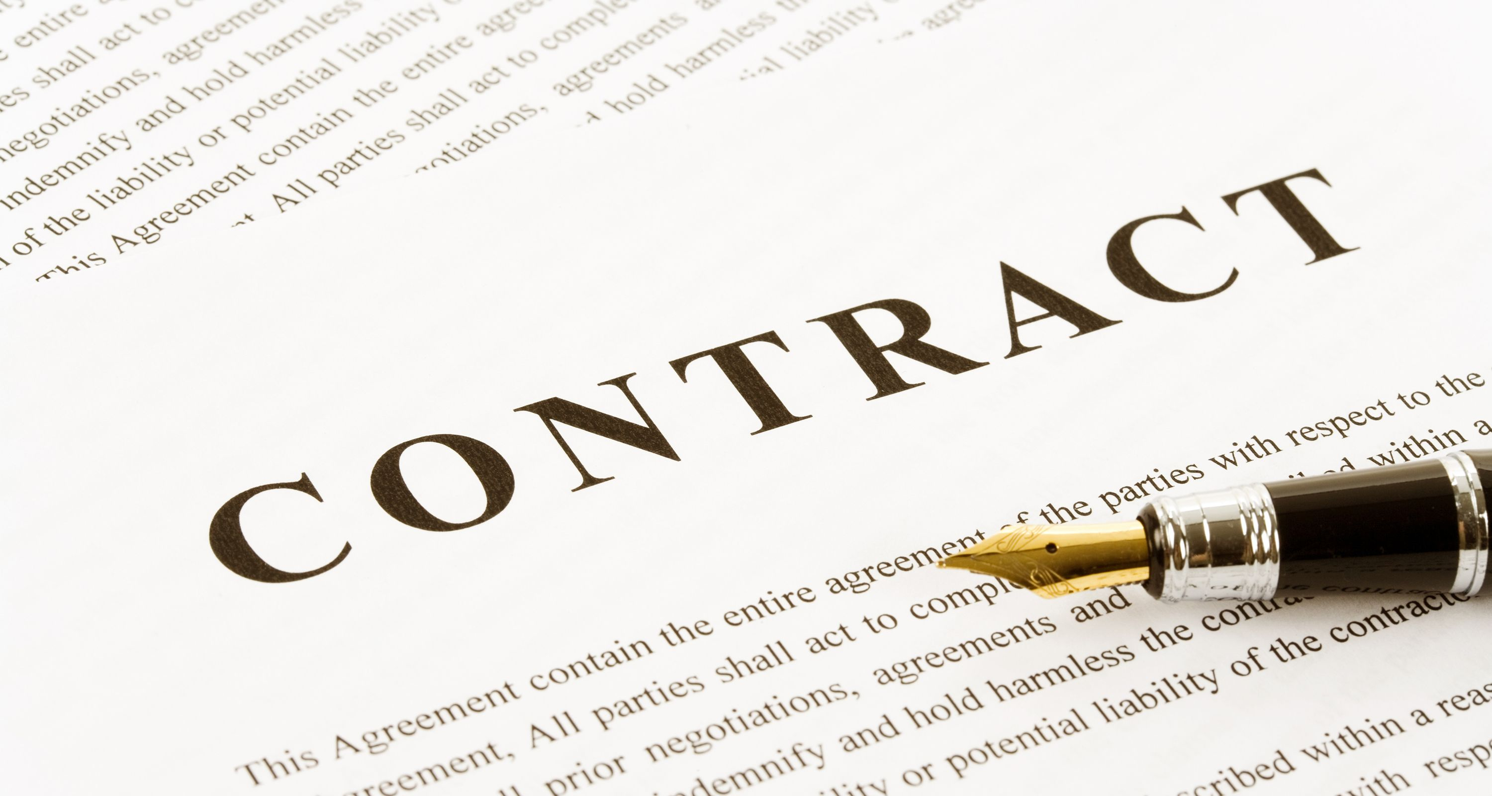 Writing Contract Agreement Contract Law To Go Further