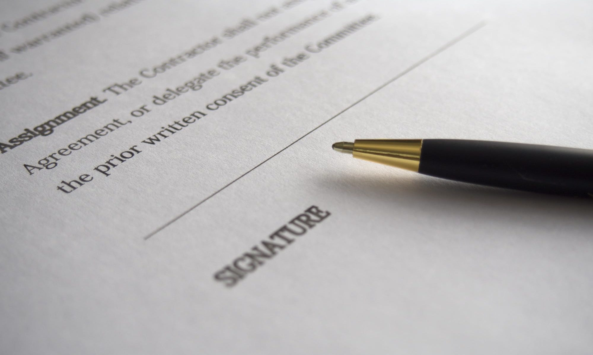 Writing Contract Agreement Contract Writing For Contractors The Basics Of Contract Writing