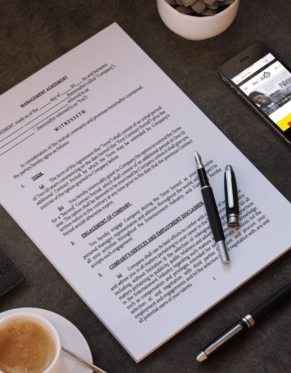 Writing Contract Agreement Management Agreement Contract1hr Video Explanationwritten Explanation